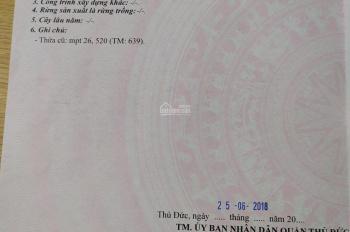 bán lô đất giá rẻ đường số 8 Linh Xuân Thủ Đức, sổ hồng riêng, đường 7m, 2.1 tỷ. 0933918388