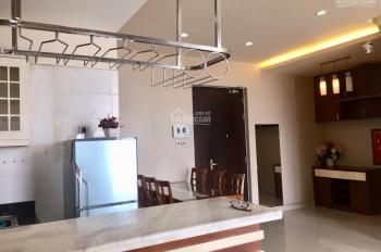 Cho thuê căn hộ cao cấp Phú Mỹ 87m2 2PN 2WC, tầng cao view sông thoáng mát - 0903 997 009 Hạnh