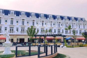 Bán ngay căn nhà 1 trệt, 3 lầu ngay đường đại lộ Hải Sơn, Long An DT: 100m2, giá 2 tỷ 2/căn