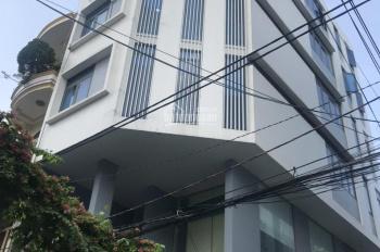 Nhà góc 2 MT đường Lê Văn Sỹ, DT 6x20m, 1 trệt 4 lầu, có hầm thang máy