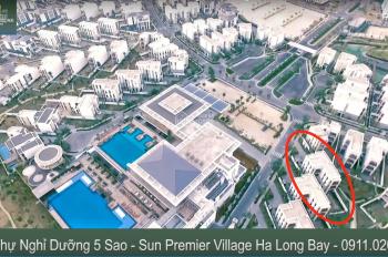 Bán biệt thự hướng biển HD1 - 21 Sun Premier Village Hạ Long - cam kết 9%/năm