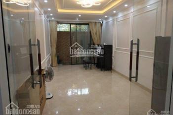 Cho thuê nhà phân lô Pháo Đài Láng gần Nguyễn Chí Thanh xây 54m2*5T, đường ôtô cách nhà 20m