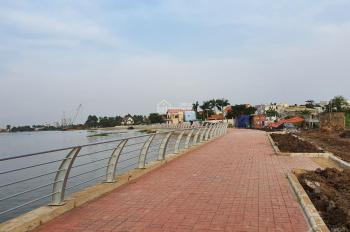 Lô đất biệt thự ven sông đường số 9, Hiệp Bình Phước, DT 450m2 giá 25tr/m2. LH 0905.0607.59