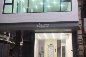 Cho thuê cửa hàng tầng 1 phố Phạm Tuấn Tài. DT 70m2 phù hợp cafe, làm đẹp, làm kho, KD online
