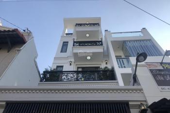 Bán nhà phố đường Cây Trâm F.8 Gò Vấp thiết kế hoàn hảo full nội thất vị trí đẹp giá cực rẻ 5.98 tỷ