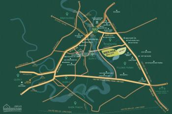 Sổ đỏ trao tay đất TP Biên Hòa, giá rẻ nhất khu vực, CK 2 - 18%, tặng vàng SJC, LH 0909855283