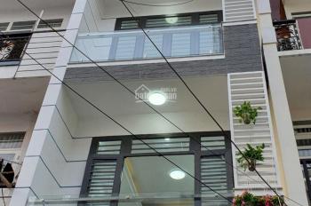 Nhà MT Trần Quý Cáp 4x18m, trệt, 4 lầu, 6 phòng ngủ, 4WC giá: 30 triệu/tháng