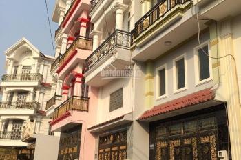 Bán nhà 1 trệt lửng 3 lầu (4x14m) giá 4.5 tỷ (TL), đường 8 m, Nguyễn Ảnh Thủ, P. HT, Q12