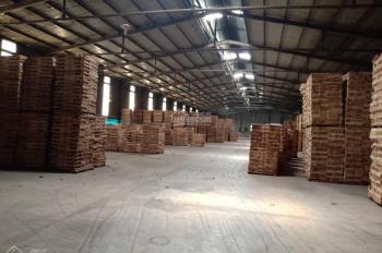 Cho thuê xưởng gỗ 6000m2 cách Quốc Lộ 1A 2km, Quảng Tiến, huyện Trảng Bom, tỉnh Đồng Nai