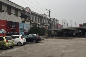 Cho thuê nhà xưởng DT 200 đến 700m2 xã Đông La, Hoài Đức, xưởng mới đẹp