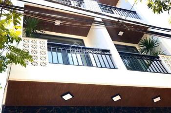 Bán nhà phố Lê Văn Thọ nhà mới DT: 5.5x7m đúc 3 tấm 4PN giá chỉ 4.5 tỷ LH: 0987250909 Ngọc Hoa