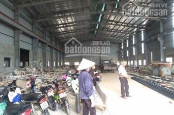 Cho thuê kho xưởng DT 540m2, 1500m2 KCN Từ Liêm, Hà Nội