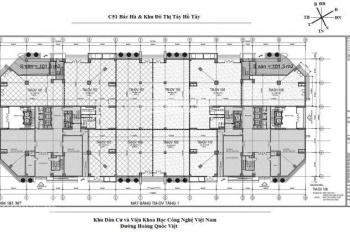 Nhượng lại sàn thương mại tầng 1 tòa chung cư cán bộ Học Viện Quốc Phòng. LH 0962278023