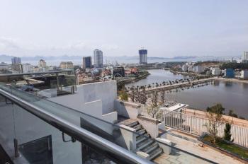Tôi Dung cần bán gấp căn biệt thự đồi view Vịnh Hạ Long, rộng 384m2, hoàn thiện mặt ngoài