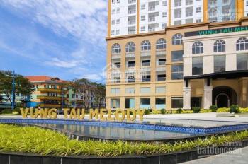 Căn hộ 3 phòng ngủ Melody Vũng Tàu, diện tích 108m2 view biển - Liên hệ 0901261357