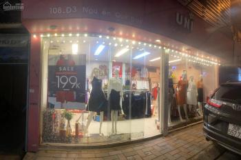 Cho thuê cửa hàng 30m2, MT 6.5m tại trục đường chính Nguyễn Quý Đức, Thanh Xuân Bắc