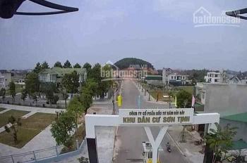 Phố đi bộ duy nhất tại Quảng Ngãi đường 20,5m Khu Dân cư Sơn Tịnh 577