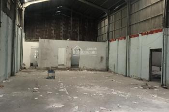 Cho thuê 250m2, kho xưởng đường Thống Nhất Gò Vấp