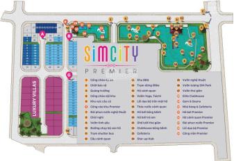 Bán căn nhà phố dự án Simcity Q9, giai đoạn 2