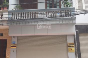 Cho thuê nhà ngõ 26 phố Mạc Thái Tổ. Diện tích 50m2 x 5 tầng, đường 10m, gần ngã 4a phố Trung Kính