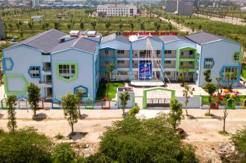 Chính chủ cần tiền bán lô đất liền kề Thanh Hà, Hà Đông, Hà Nội. Diện tích 100m2, đường rộng 25m