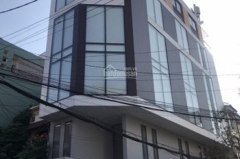 Nhà 4 lầu hầm, DT 5x20m, góc 2MT Hậu Giang, P4 Tân Bình - Ngọc Bảo: 0836800006