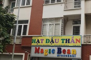 Bán nhà liền kề Làng Việt Kiều Châu Âu Mỗ Lao Hà Đông 80m2 x 4tầng x mặt tiền 4.5m, 11 tỷ