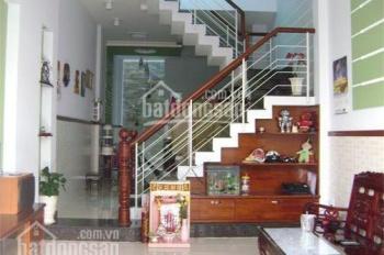 Cho thuê nhà mặt phố Nguyễn Khả Trạc, Mai Dịch, Cầu Giấy 85m2 x 4T. Ô tô tải tránh nhau