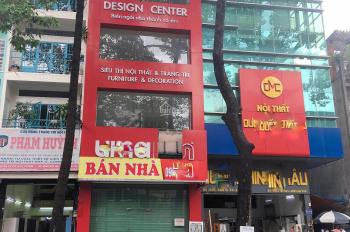 Bán nhà mặt tiền đường Trương Định, P. 6, Quận 3, DT 5x35m, trệt, 2 lầu, ngay Nguyễn Thị Minh Khai