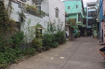 Nhà 2 mặt tiền ngang 9m, hẻm xe tải sau lưng trường học An Lạc. DT đất 130m2 LH: 0911116738 xem sổ