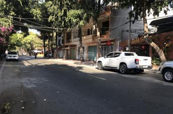 Bán lô đất mặt tiền Ngô Đức Kế khu trung tâm thương mại, hiện đang mở quán cafe 124m2 LH 0937896088
