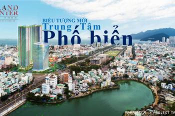 Căn hộ cao cấp ngay trung tâm TP. Quy Nhơn, sổ hồng sở hữu vĩnh viễn, chỉ 35tr/m2. LH: 0903959466