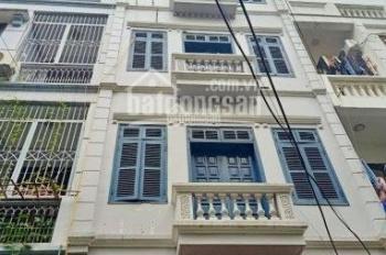 Cho thuê nhà 55m2 x 5 tầng phân lô, mặt ngõ 34 phố Nguyễn Thị Định, đường rộng 10m