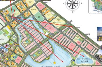 Pkd độc quyền căn 2pn, 3pn góc phân khu ruby đẳng cấp, view trọn biển hồ, tại Vinhomes Ocean Park