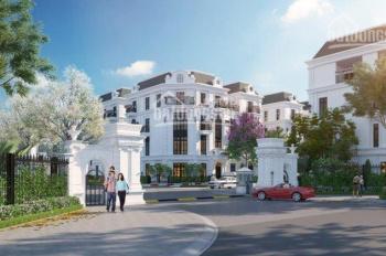 Chuyển nhượng liền kề Elegant Park Villa - Long Biên, giá tốt nhất thị trường
