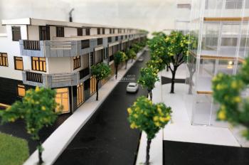 Nhà phố thương mại KĐT Cường Thịnh Cam Ranh, gần chợ, gần trường học, trả góp 8 tháng 0% lãi suất