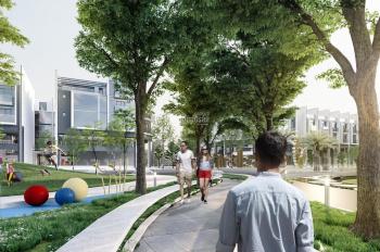 Bán đất shophouse khu phức hợp Compound khép kín 4 mặt giáp sông Thủ Đức, hạ tầng hoàn thiện