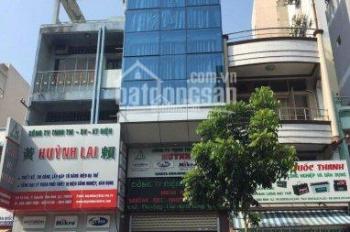 Bán nhà mặt tiền đường Bà Hạt, P8, Q10, công nhận 37m2, trệt, 3 lầu, giá bán 12.2 tỷ. 0901311525