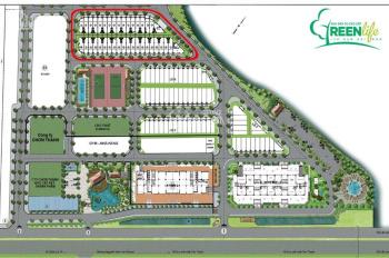 Cần bán 9 lô đất KDC Greenlife 13C MT Nguyễn Văn Linh, Bình Chánh giá 18 - 20tr/m2. LH 0933125290