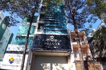 Chính chủ bán nhà 2 mặt tiền đường Lý Thái Tổ, Q3 gần Nguyễn Đình Chiểu, DT: 6x18m, 5 lầu giá 48 tỷ