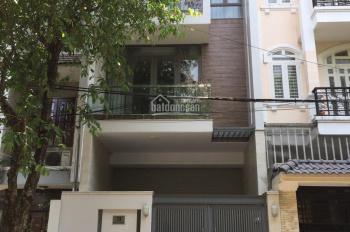 Nhà phố khu dân dân cư Trung Sơn cho thuê diện tích 5x20, trệt, 3 lầu, 5 phòng, giá 18 triệu