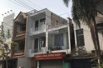 Nhà 2 lầu, DT 4x30m, MT D5 P25, Bình Thạnh