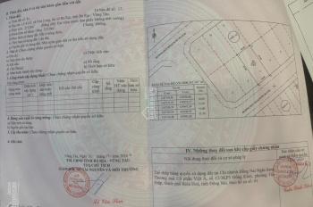 Bán lô đất cực đẹp diện tích 215m2 xã Hoà Long, Bà Rịa Vũng Tàu, 2.15 tỷ sổ riêng. LH 0703680093
