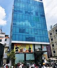 Cho thuê tòa nhà 5 lầu mặt tiền Tân Sơn Nhì, quận Tân Phú, DT: 8 x 25m, giá 90 triệu/th