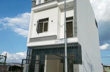 Bán nhà trệt 2 lầu, đường An Phú 17, Thuận An