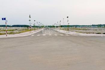 Bán đất dự án mới ngay TTHC huyện Bàu Bàng mặt tiền Quốc Lộ 13. Chỉ với 565tr/nền sổ hồng/thổ cư