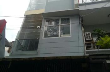 Bán nhà 5 tầng, mặt tiền Nguyễn Chánh Sắt, P13, Q Tân Bình, DTSD: 192m2, HĐ thuê 35 triệu/tháng