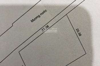 Bán đất 540m2, P. Nguyễn An Ninh, 3,2 tỷ, call 0989116432