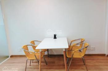 Cho thuê officetel 31m2 vừa làm vp vừa ở, giá 8 triệu/th, có rèm, máy lạnh, LH: 0935092339