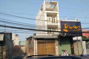 Bán căn nhà mặt tiền đường Mã Lò, DT 4*20m, đúc thật 3 tấm, SHR